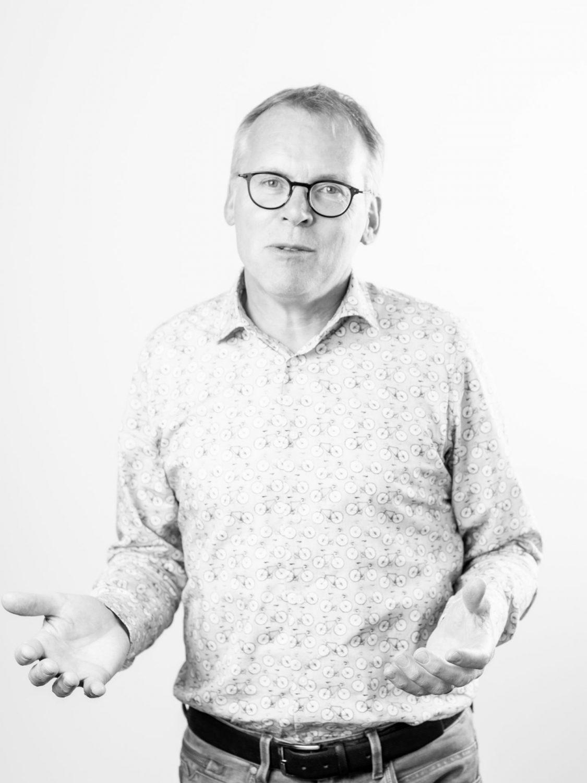 Tjerry van Schijndel, senior tekstschrijver en (klant)coach