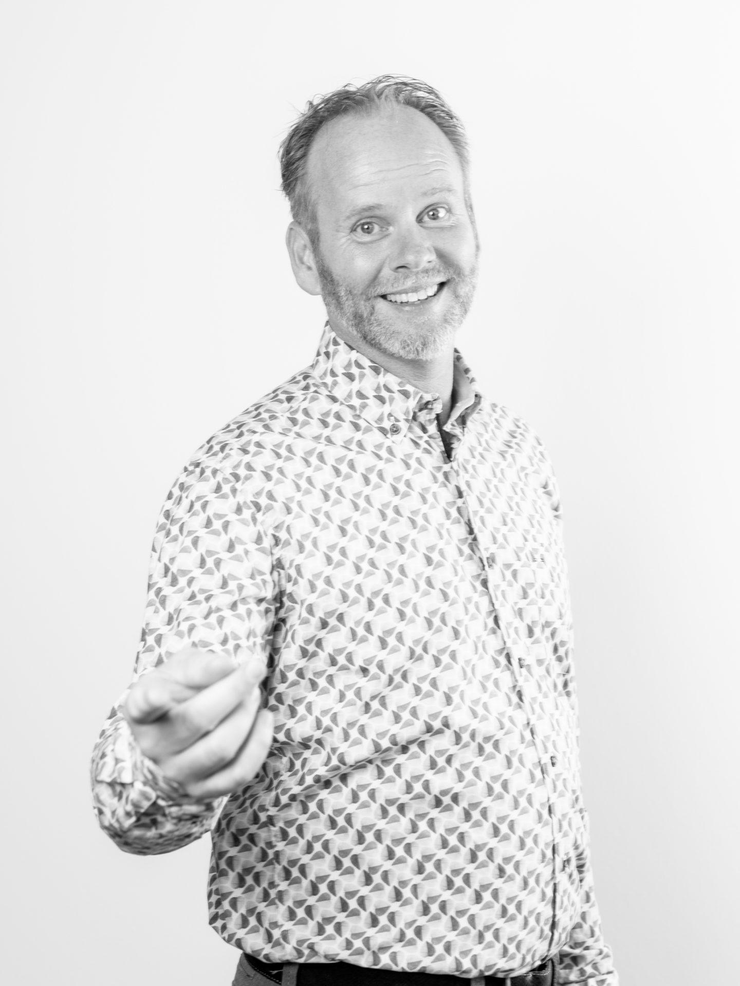 Bas van den Koedijk, projectmanager
