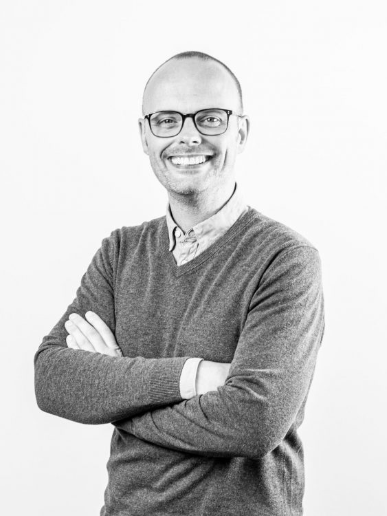 Floris Gianotten, accountmanager